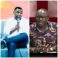 """Net 2 TV's Kwaku Annan is a boy who does not deserve my time"" – Kevin Taylor  (Video)"