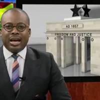Good Evening Ghana: Unprepared Paul Adom Otchere failed NIA during the interview with Elvis Afriyie Ankrah