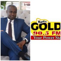A year on: James Agyenim-Boateng checks on Radio Gold; it is still off-air (Video)