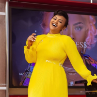 Video: Nana Ama McBrown's impressive opening of United Showbiz on Saturday